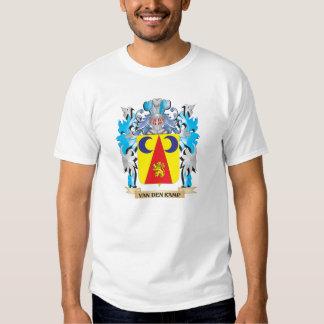 Van-Den-Kamp Coat of Arms - Family Crest T Shirt