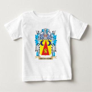 Van-Den-Kamp Coat of Arms - Family Crest Tshirts