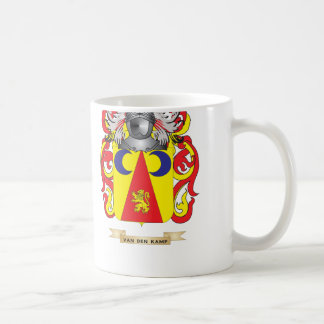 Van den Kamp Family Crest (Coat of Arms) Mug