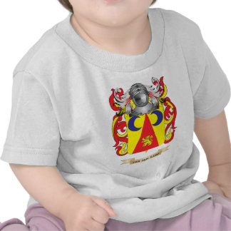 Van den Kamp Family Crest (Coat of Arms) Tshirts