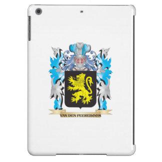 Van-Den-Peereboom Coat of Arms - Family Crest iPad Air Cases