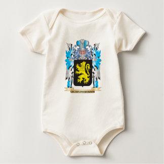 Van-Den-Peereboom Coat of Arms - Family Crest Bodysuit