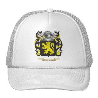 Van den Peereboom Family Crest (Coat of Arms) Mesh Hat
