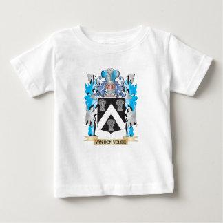 Van-Den-Velde Coat of Arms - Family Crest Tshirt