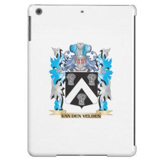 Van-Den-Velden Coat of Arms - Family Crest iPad Air Cases