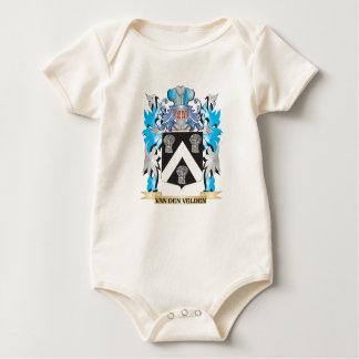 Van-Den-Velden Coat of Arms - Family Crest Bodysuits