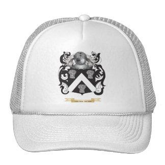 Van den Velden Family Crest (Coat of Arms) Hats