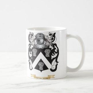 Van den Velden Family Crest (Coat of Arms) Mugs