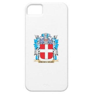 Van-Den-Veldt Coat of Arms - Family Crest iPhone 5 Case