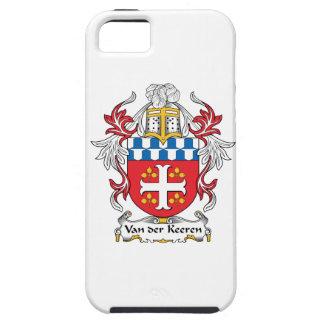 Van der Keeren Family Crest iPhone 5 Cover