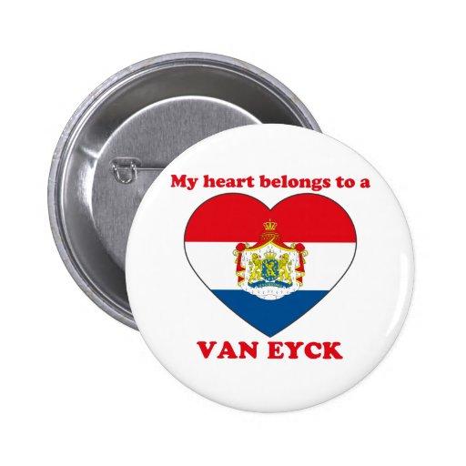 Van Eyck Buttons