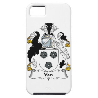 Van Family Crest iPhone 5 Cover