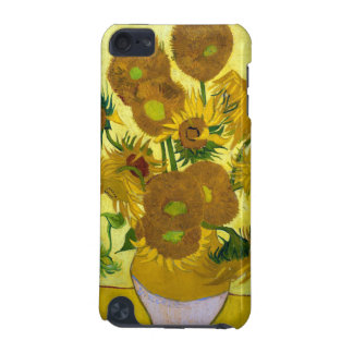Van Gogh 15 Sunflowers iPod Touch (5th Generation) Cases
