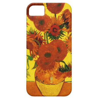Van Gogh 15 Sunflowers iPhone 5 Cases