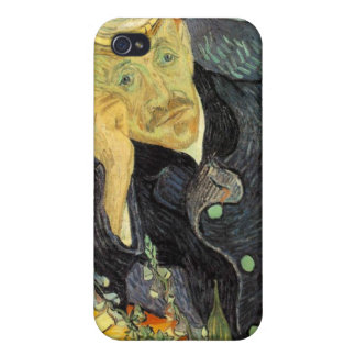 Van Gogh 1890 Fine Art Painting iPhone 4 Speck Cas iPhone 4 Case