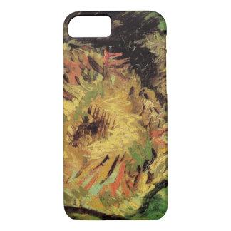 Van Gogh 2 Cut Sunflowers, Vintage Floral Fine Art iPhone 7 Case