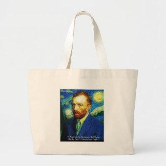 """Van Gogh """"Adventurer By Fate"""" Gifts Tees Mugs Etc Bags"""