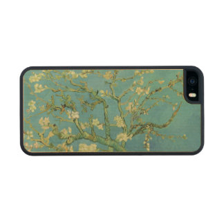 Van Gogh | Almond Blossom | 1890 Carved® Maple iPhone 5 Slim Case