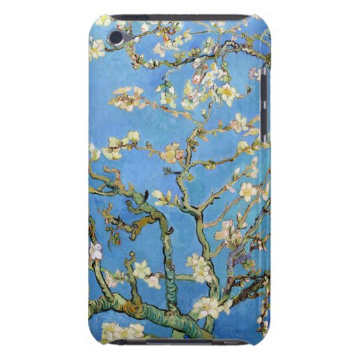 Van Gogh Almond Blossom Barely There iPod Cases