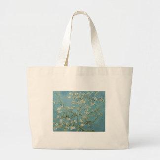 Van Gogh Almond Blossom Large Tote Bag