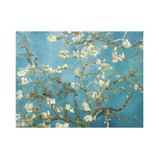 Van Gogh Almond Blossoms Canvas Canvas Print