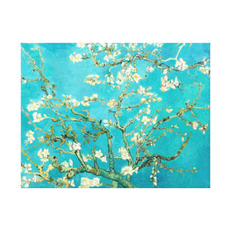 Van Gogh Almond Blossoms Canvas Print