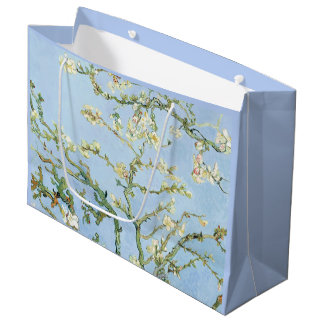 Van Gogh Almond Blossoms Large Gift Bag