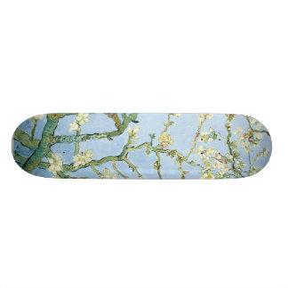 Van Gogh Almond Blossoms Skateboard