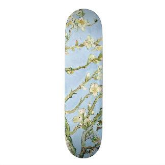 Van Gogh Almond Blossoms Skateboard Deck