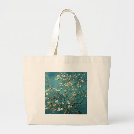 Van Gogh Almond Branches In Bloom Tote Bags