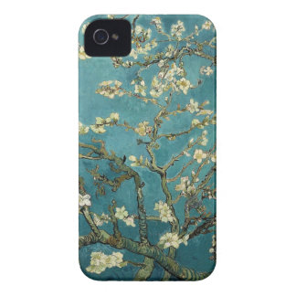 Van Gogh Almond Branches In Bloom iPhone 4 Covers