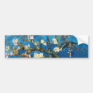 Van Gogh Almond Branches Post-Impressionism Bumper Sticker