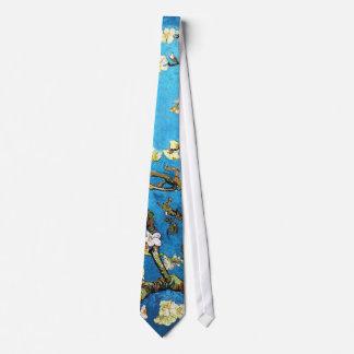 Van Gogh Almond Branches Post-Impressionism Tie