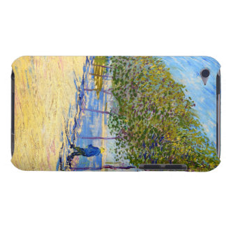 Van Gogh Along the Seine iPod Touch Covers