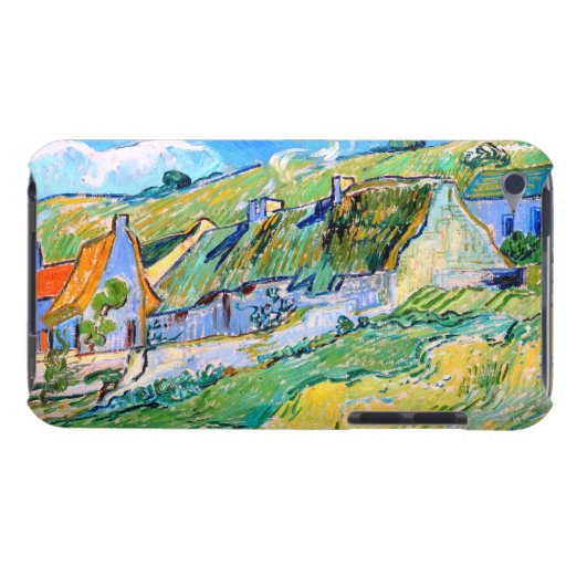 Van Gogh Auvers Barely There iPod Covers