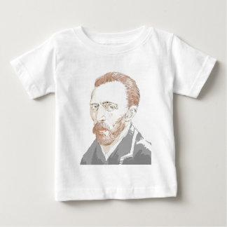 Van Gogh Baby T-Shirt