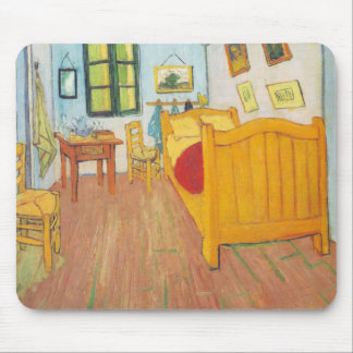 van Gogh - Bedroom in Arles (1889) Mouse Pad