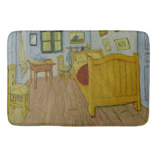 Van Gogh Bedroom in Arles Bath Mat