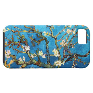 Van Gogh Blossoming Almond Tree Fine Art iPhone 5 Covers