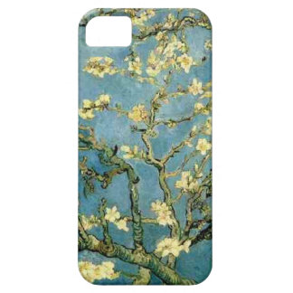 Van Gogh Blossoming Almond Tree Vintage Art Barely There iPhone 5 Case