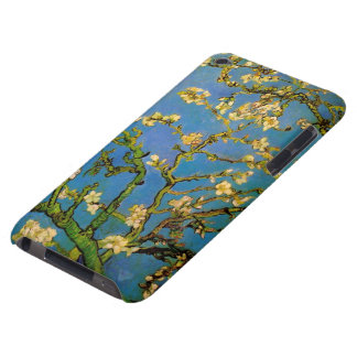 Van Gogh Blossoming Almond Tree, Vintage Flowers Barely There iPod Case