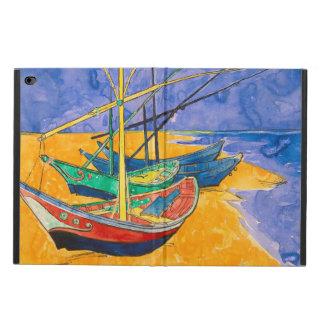 Van Gogh Boats on the Beach of Saintes-Maries Powis iPad Air 2 Case