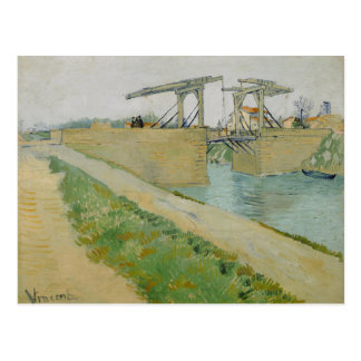 Van Gogh bridge Langlois Postcard