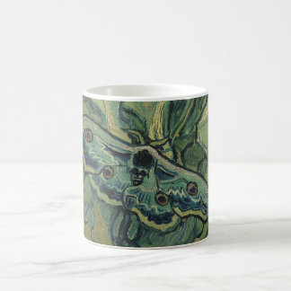 Van Gogh butterfly Emperor moth Classic White Coffee Mug