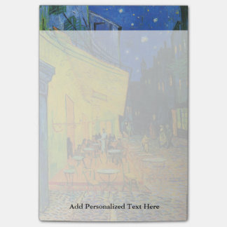 Van Gogh   Cafe Terrace at Night   1888 Post-It Note
