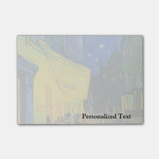 Van Gogh | Cafe Terrace at Night | 1888 Post-it® Notes