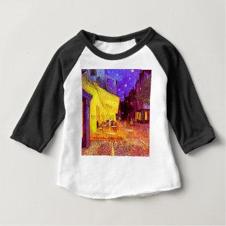Van Gogh Cafe Terrace at Night Baby T-Shirt