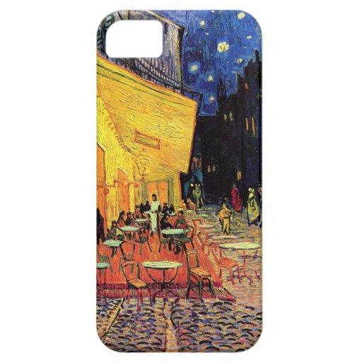 Van Gogh Cafe Terrace At Night iPhone 5 Case