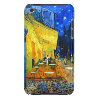 Van Gogh Cafe Terrace at Night iPod Touch Case-Mate Case
