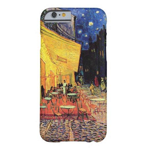 Van Gogh Cafe Terrace At Night iPhone 6 Case